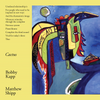 Bobby Kapp / Matthew Shipp: Cactus