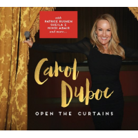 Carol Duboc: Open The Curtains