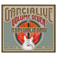 Jerry Garcia Band: Garcia Live Volume Seven: Sophie's, Palo Alto, November 8, 1976