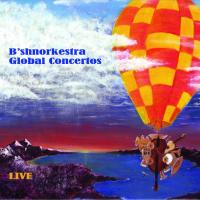Samantha Boshnack: B'shnorkestra: Global Concertos