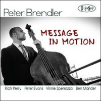 Peter Brendler: Message In Motion