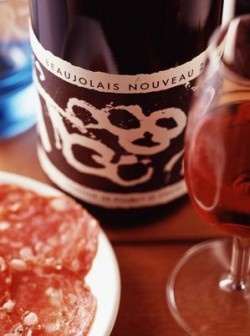 What to pair with Beaujolais Nouveau