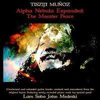 Tisziji Munoz: Alpha Nebula Expanded: The Monster Peace