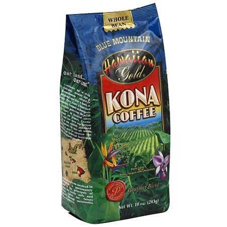 Καφές Kona.