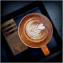 Καφές καπουτσίνο.
