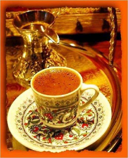Ελληνικός - Τούρκικος καφές.
